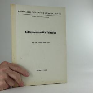 náhled knihy - Aplikovaná reakční kinetika