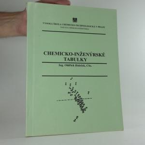 náhled knihy - Chemicko-inženýrské tabulky