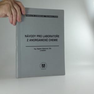 náhled knihy - Návody pro laboratoře z anorganické chemie