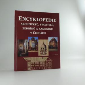 náhled knihy - Encyklopedie architektů, stavitelů, zedníků a kameníků v Čechách