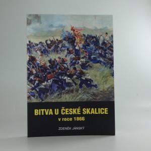 náhled knihy - Bitva u České Skalice v roce 1866