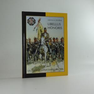 náhled knihy - Libellus honoris c.k. důstojníků padlých ve válce 1866