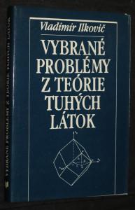náhled knihy - Vybrané problémy z teórie tuhých látok