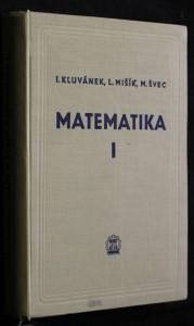 náhled knihy - Matematika pre štúdium technických vied. I. diel.