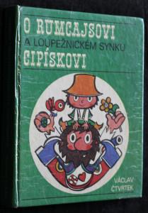 náhled knihy - O Rumcajsovi a loupežnickém synku Cipískovi
