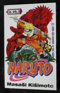 náhled knihy - Naruto. 8. díl, Boj na život a na smrt