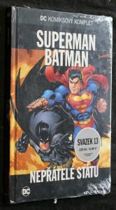 náhled knihy - Superman, Batman: Nepřátelé státu