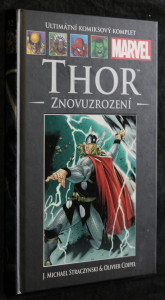náhled knihy - Thor: Znovuzrození (Marvel)