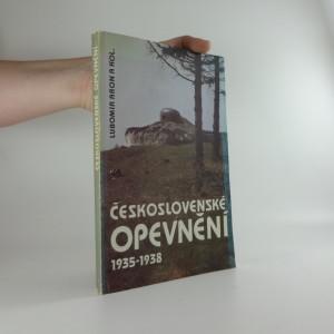 náhled knihy - Československé opevnění 1935-1938
