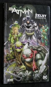 náhled knihy - Batman/Želvy nindža