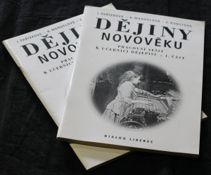 náhled knihy - Dějiny novověku, pracovní sešit. 1. a 2. část.