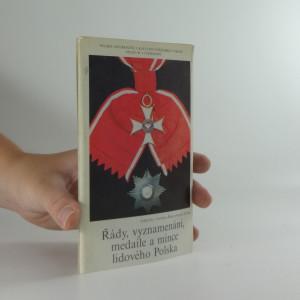 náhled knihy - Řády, vyznamenání, medaile a mince lidového Polska