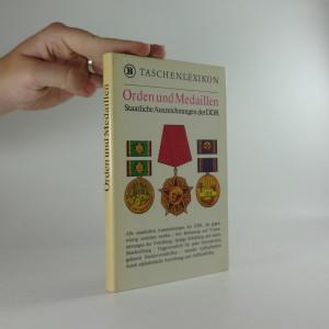 náhled knihy - Orden und Medaillen
