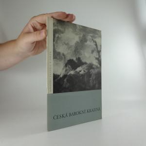 náhled knihy - Česká barokní krajina : Palác Kinských - červen-září 1964