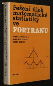 náhled knihy - Řešení úloh matematické statistiky ve FORTRANU