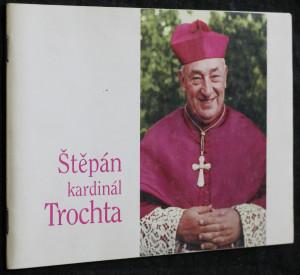 náhled knihy - Kardinál Štěpán Trochta