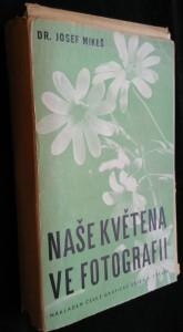 náhled knihy - Naše květena ve fotografii