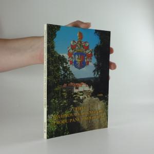 náhled knihy - Dějiny Rychnova nad Kněžnou a rodu pánů z Kolovrat