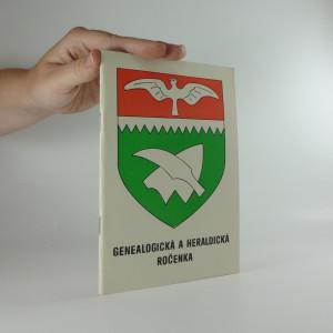 náhled knihy - Genealogická a heraldická ročenka