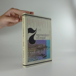 náhled knihy - 7 + 1 nejmenších v Evropě
