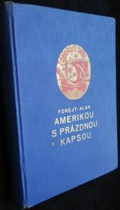 náhled knihy - Amerikou s prázdnou kapsou