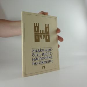 náhled knihy - Znaky a pečeti měst Náchodského okresu