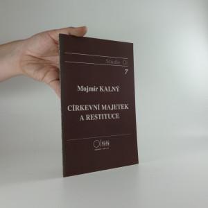 náhled knihy - Církevní majetek a restituce