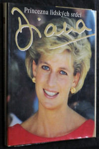 náhled knihy - Diana : princezna lidských srdcí