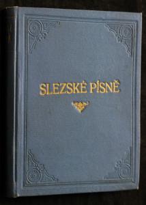 náhled knihy - Slezské písně