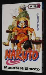 náhled knihy - Naruto. 14. díl, Souboj stínů!!