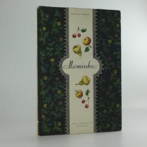 náhled knihy - Maminka : Výbor básní
