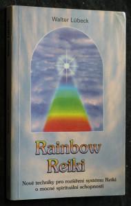 náhled knihy - Reinbow Reiki