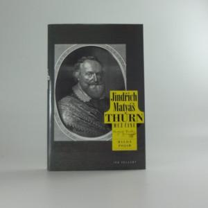 náhled knihy - Jindřich Matyáš Thurn muž činu
