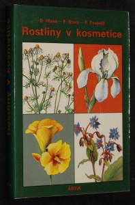 náhled knihy - Rostliny v kosmetice