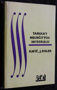 náhled knihy - Tabulky neurčitých integrálů