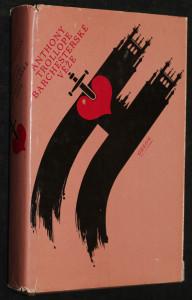 náhled knihy - Barchesterské věže