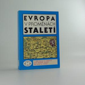 náhled knihy - Evropa v proměnách staletí