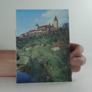 náhled knihy - Státní hrad Křivoklát