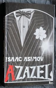 náhled knihy - Azazel
