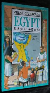 náhled knihy - Egypt : 3118 př. Kr. - 642 po Kr.