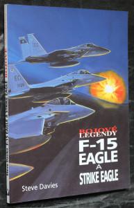 náhled knihy - F-15 Eagle a Strike Eagle