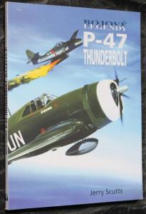náhled knihy - Republic P-47 Thunderbolt