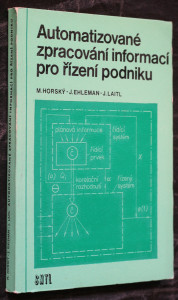 náhled knihy - Automatizované zpracování informací pro řízení podniku