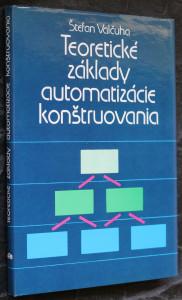 náhled knihy - Teoretické základy automatizácie konštruovania