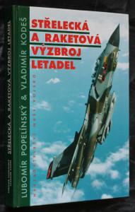 náhled knihy - Střelecká a raketová výzbroj letadel
