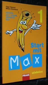 náhled knihy - Start mit Max 1 : němčina pro 1. stupeň základních škol : učebnice