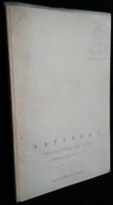 náhled knihy - Sattasaí : sbírka sedmi set strof : [výbor]