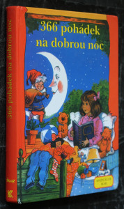 náhled knihy - 366 pohádek na dobrou noc