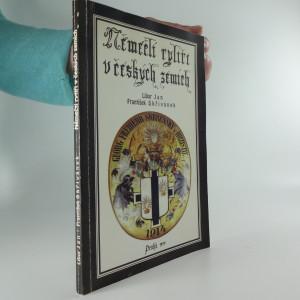 náhled knihy - Němečtí rytíři v českých zemích