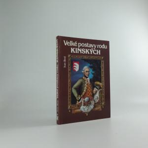 náhled knihy - Velké postavy rodu Kinských